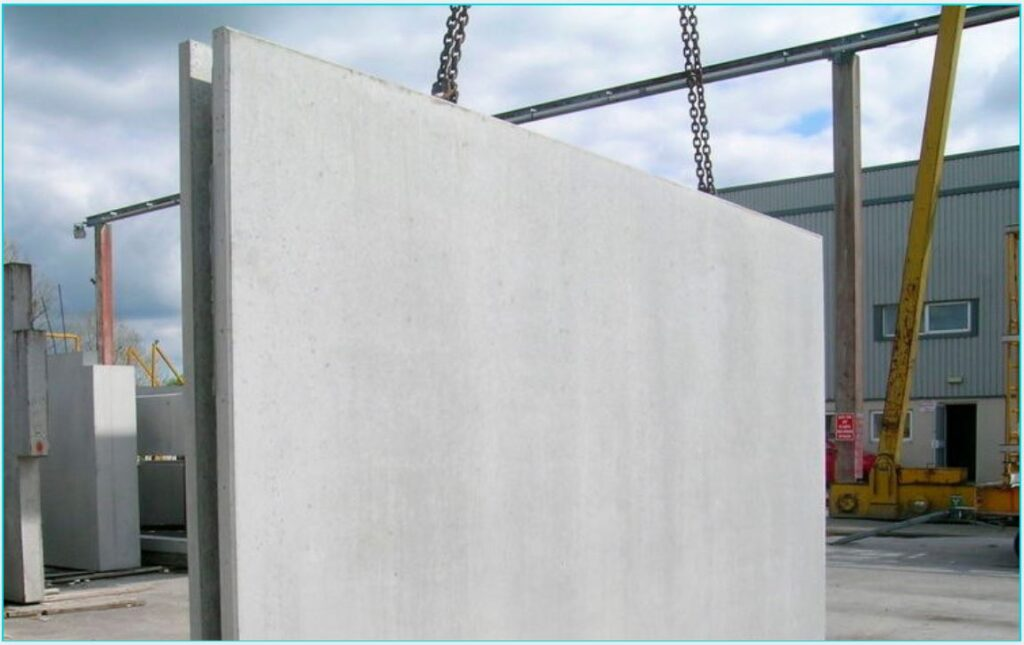 doble muro de hormigón