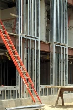 acero galvanizado utilizados en perfiles de steel framing