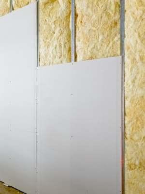 Drywall-aislante