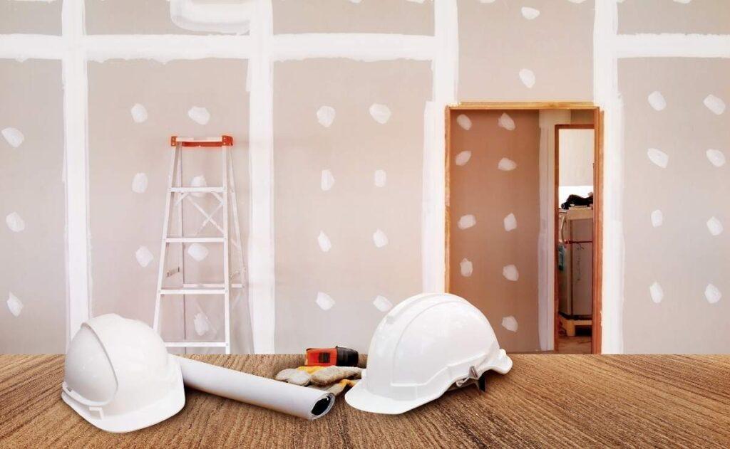 Drywall o placa de yeso