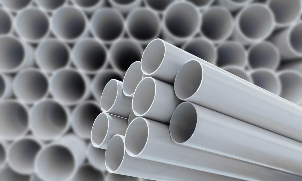 Tubos de PVC para la construcción